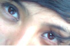 Ojos que hipnotizan