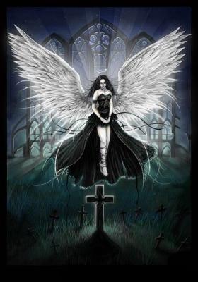 Un ángel cayó del cielo.. y es mio